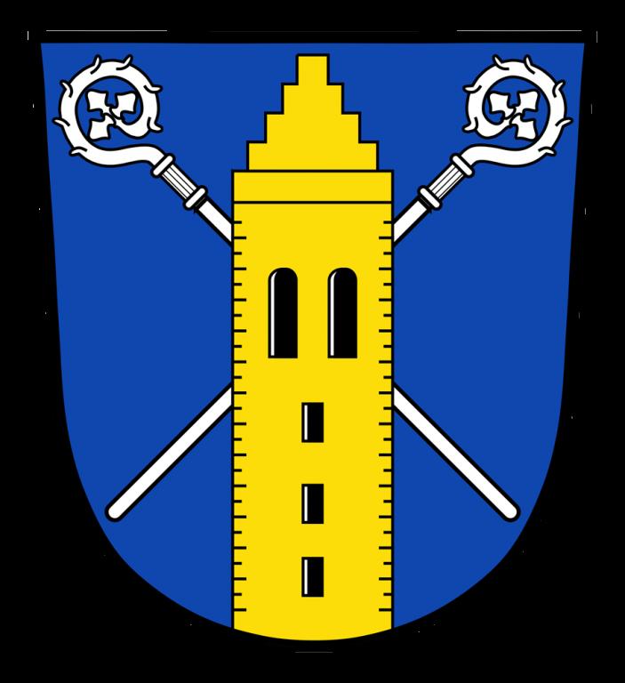 Wappen der Gemeinde Ilmmünster