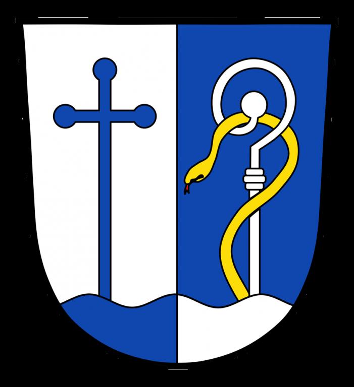 Wappen der Gemeinde Hettenshausen